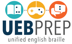 UEB Prep - Unified English Braille